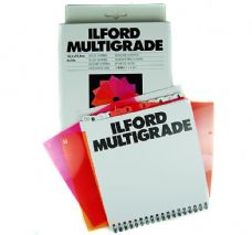 "Ilford 6x6"" Multigrade Filter Set"